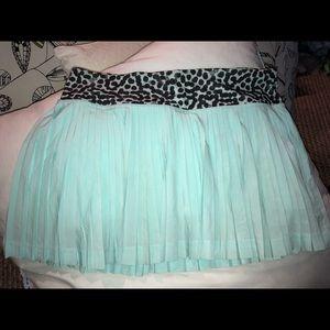 Lululemon Pleat to Street Skirt II, Size 6, EUC